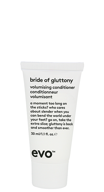 evo bride of gluttony volumising conditioner 30ml catalog