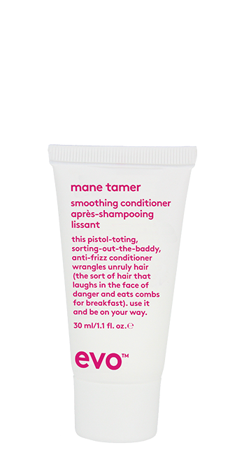 evo mane tamer smoothing conditioner 30ml catalog
