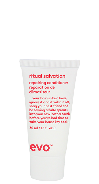 evo ritual salvation repairing conditioner 30ml catalogue