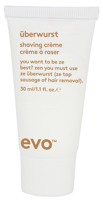 evo uberwurst shaving creme 30ml