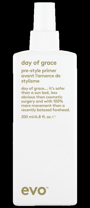 Evo Day of Grace Pre-Style Primer